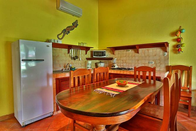 Bahia Esmeralda Suite Küche