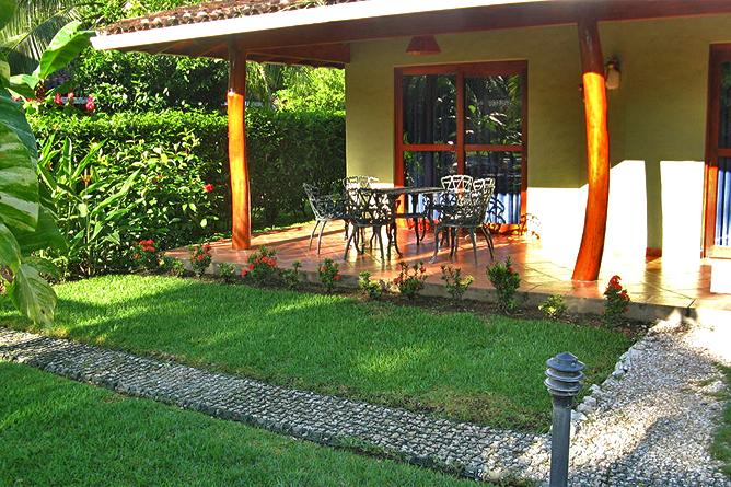 Bahia Esmeralda Suite Terrasse