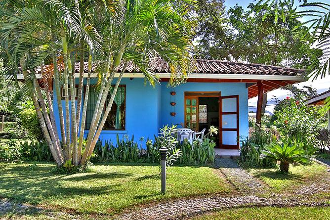 Bahia Esmeralda Villa Aussenansicht
