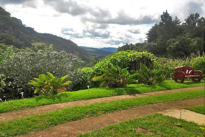 Belcruz Gartenanlage