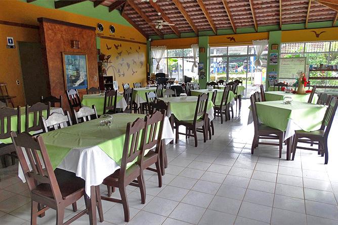 Cabanitas Arenal Restaurant