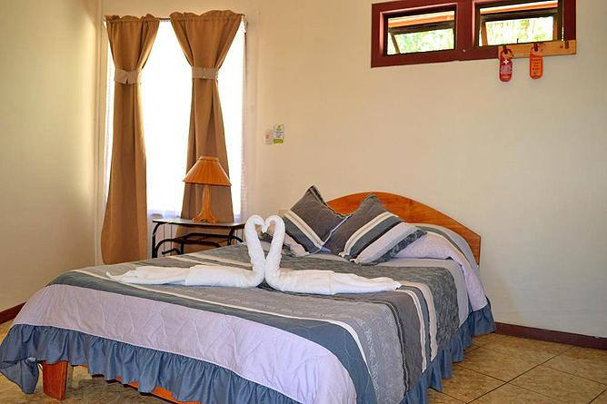 Cabinas El Pueblo Standard Zimmer mit privatem Bad