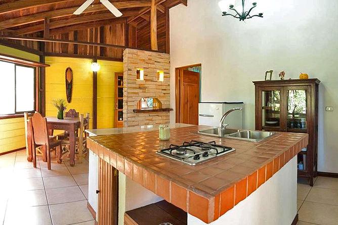 Cariblue Beach Front Apartment Küche