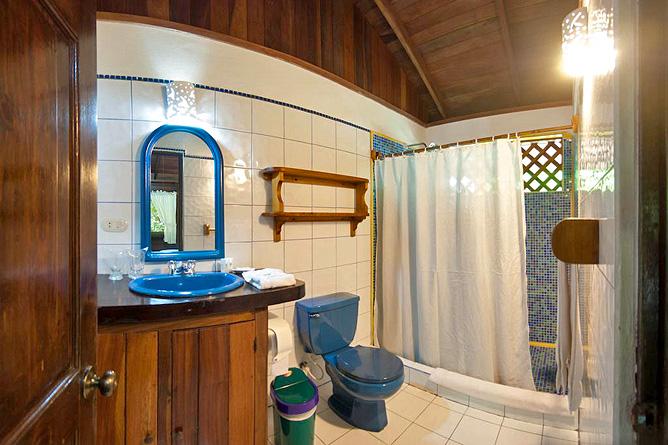Cariblue Jungle Familien Haus Bad