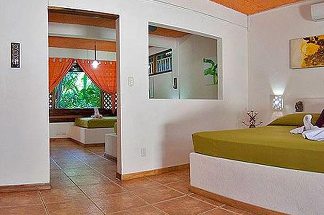 Cariblue Ocean Beach Front Zimmer