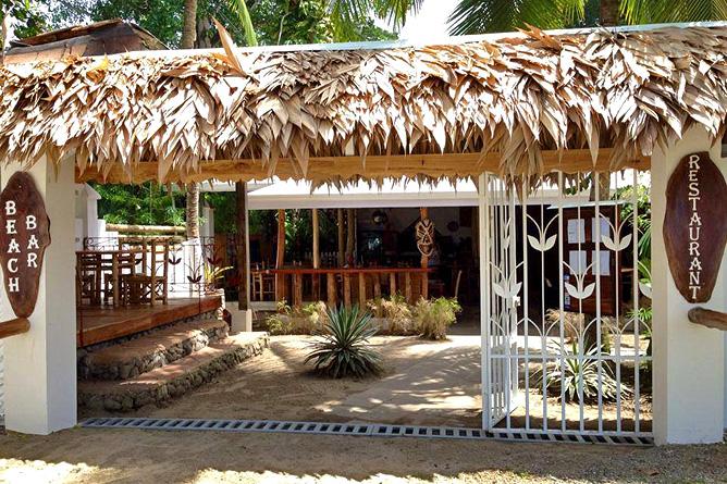 Cariblue Totem Beach Bar Restaurant