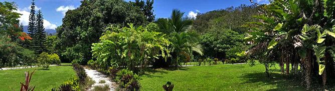 Cataratas Bijagua Garten