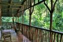 Chilamate Terrasse zur gemeinsamen Nutzung