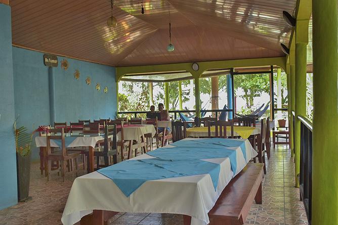El Icaco Restaurant