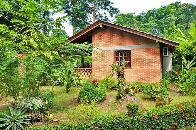 Escape Caribeño Bungalow mit Gartensicht