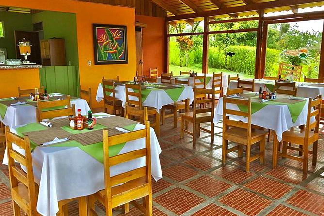 Miradas Arenal Restaurant