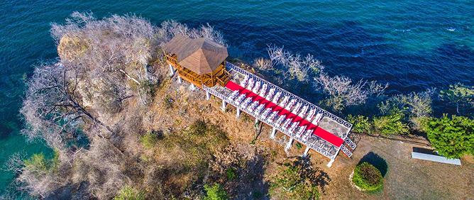 Nordpazfik Küste All-Inklusive Hotel Flamingo Beach