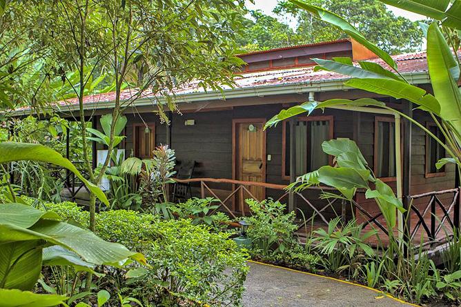 Pachira Lodge – Bungalow mit Gästezimmer
