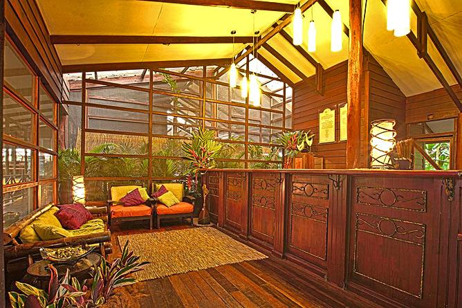 Pachira Lodge – Lobby