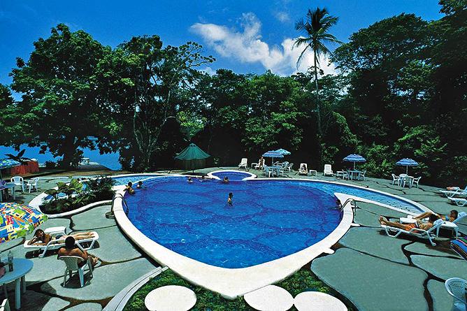 Pachira Lodge – Swimmingpool