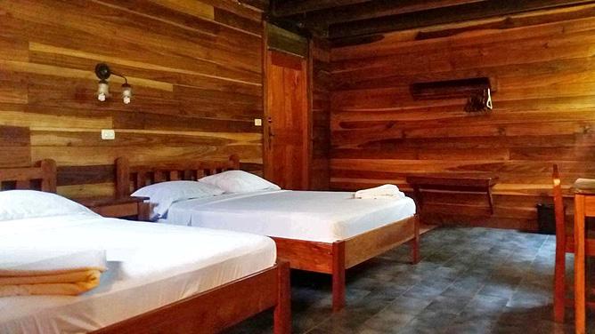 Perla Negra Ocean View Zimmer Doppelbetten