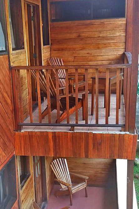 Perla Negra Standard Zimmer Balkone