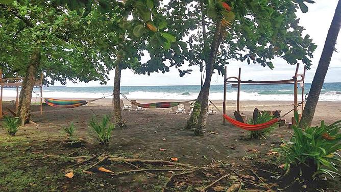 Perla Negra Strand Playa Negra