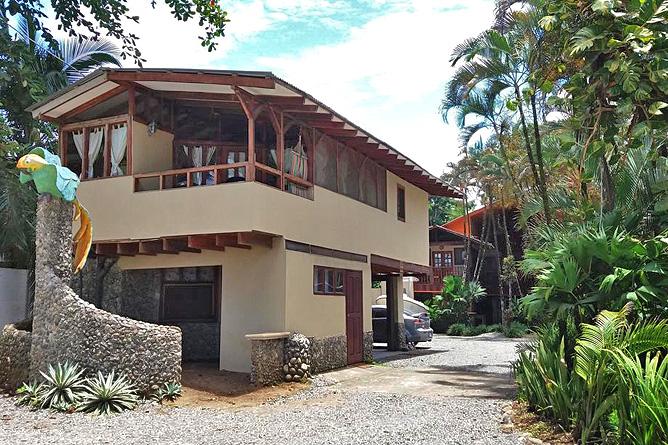 Perla Negra Strandhaus 1 Aussenansicht