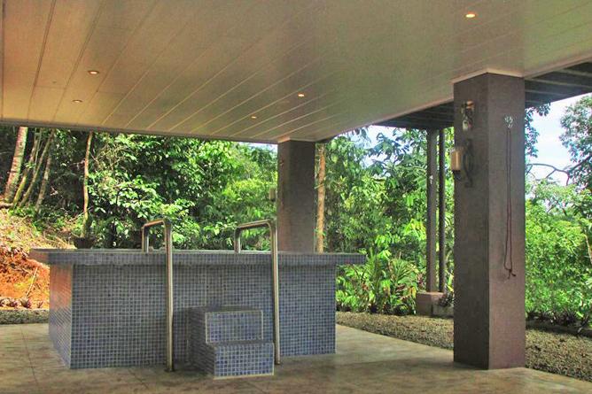 Portasol Casa Aracari Jacuzzi