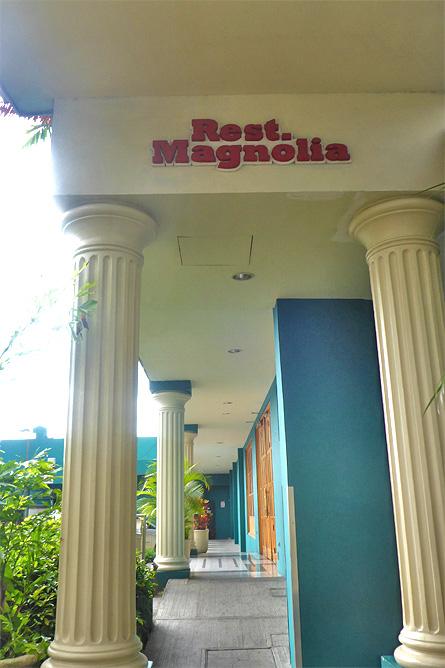 Sleep Inn Durchgang zum Casino und Magnolia Restaurant
