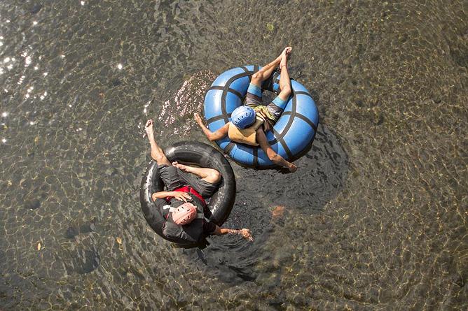 Sueno Azul Sarapiqui Fluss Tubing