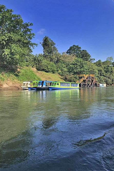 Sueno Azul Sarapiqui Flussfahrt