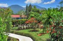 Sueños Celeste Hotelanlage Garten