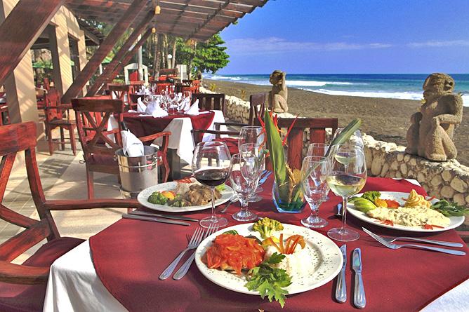 Terazza del Pazifico Restaurant Arenas