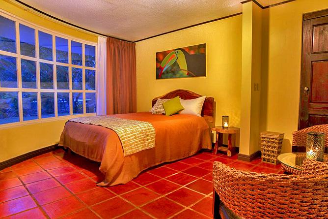 Villa Colón Deluxe Zimmer Queen Bett