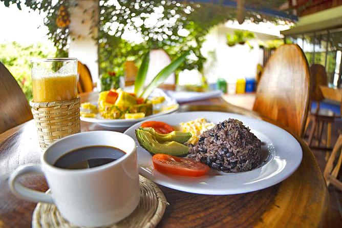 Villa Colón Frühstück