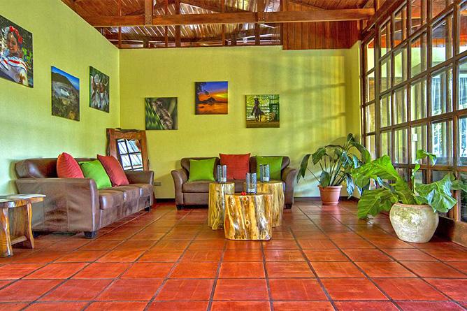 Villa Colon Lobby