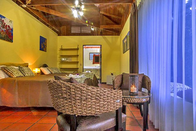 Villa Colon Superior Zimmer El Bosque
