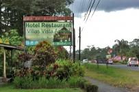 Villas Vista Arenal_Einfahrt_Schild_27-12-2017