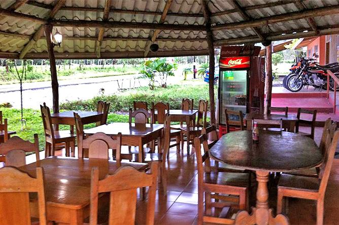 Villas Vista Arenal Restaurant