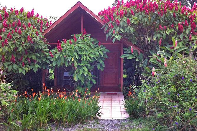 Villas Vista Arenal Standard Bungalow Aussen