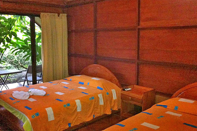 Villas Vista Arenal Standard Bungalow mit Terrasse