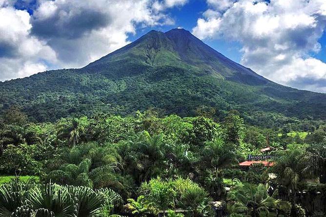 Villas Vista Arenal Vulkansicht