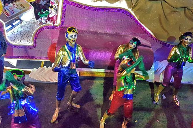 Weihnachten Costa Rica Festival de la Luz