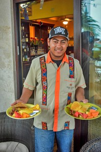 Bocas del Toro_Bastimiento Insel_Restaurant_Hotel Eclipse_Micha_25-01-2018