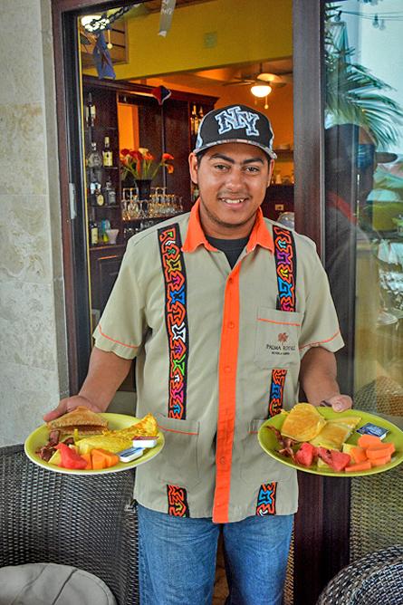 Bocas del Toro Bastimiento Insel Restaurant Hotel Eclipse