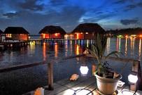 Bocas del Toro_Bastimiento_Hotel Eclipse_Nachtstimmung_Micha_25-01-2018