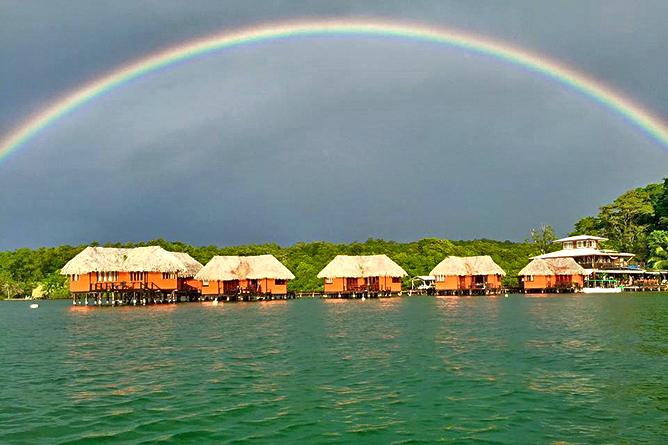 Bocas del Toro Bastimientos Inseln