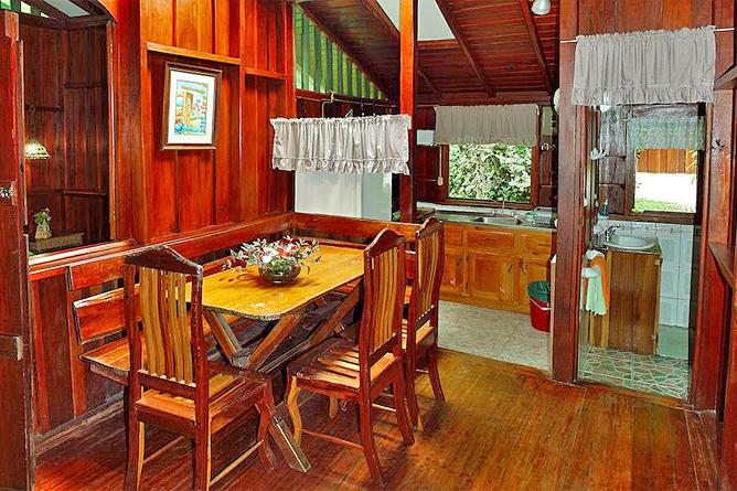 Cabinas Iguana Gemeinschaftsküche
