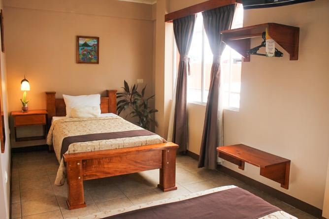 Las Colinas Standard Zimmer mit Balkon Einzelbett