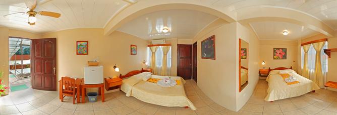 Las Colinas Standard Zimmer mit privat Balkon