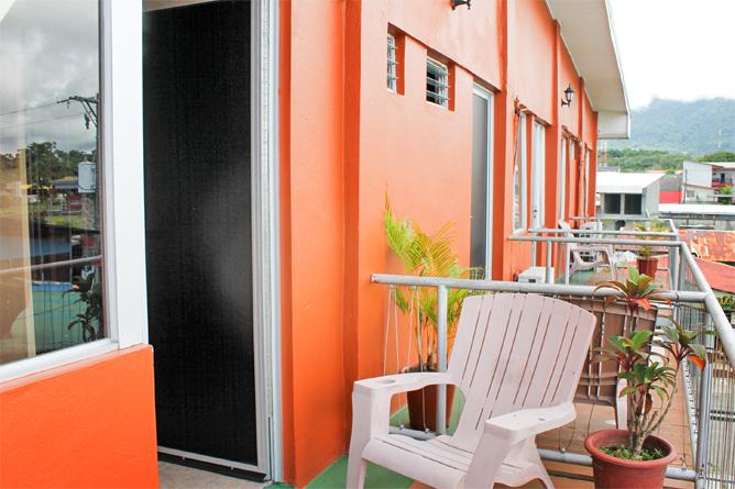 Las Colinas Standard Zimmer Balkon