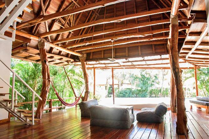 Living Nosara Terrasse Lounge