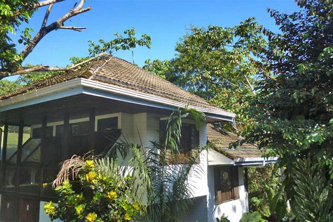 Mandarina Gebäude