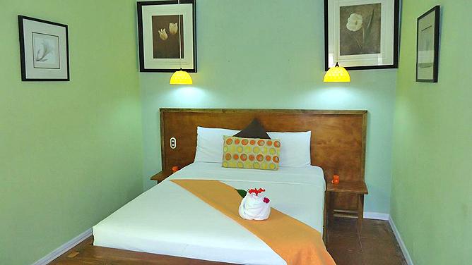 Mandarina Standard Zimmer